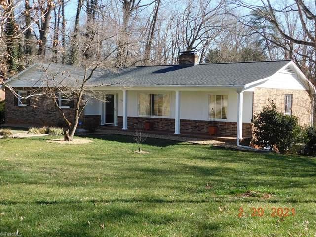 4020 Greenmead Road, Winston Salem, NC 27106 (#1013250) :: Mossy Oak Properties Land and Luxury
