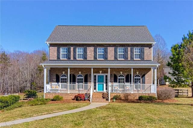 204 Longwood Drive, Advance, NC 27006 (MLS #1013284) :: Greta Frye & Associates | KW Realty Elite
