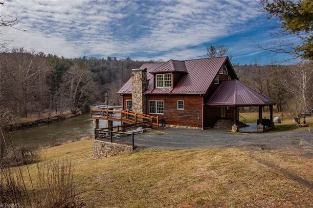 349 Flint River Drive, Laurel Springs, NC 28644 (MLS #1013324) :: Ward & Ward Properties, LLC
