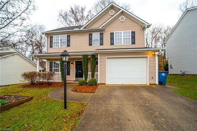 1848 Oakhurst Park Lane, Kernersville, NC 27284 (MLS #1013330) :: Berkshire Hathaway HomeServices Carolinas Realty
