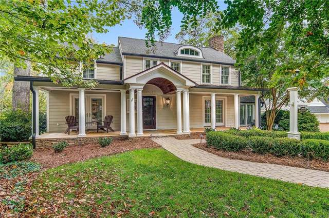 2507 Woodbine Road, Winston Salem, NC 27104 (MLS #1013351) :: Greta Frye & Associates | KW Realty Elite