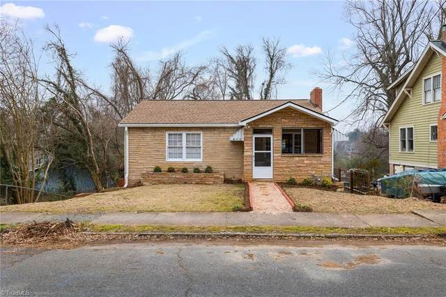 166 Piedmont Avenue, Winston Salem, NC 27101 (MLS #1013357) :: Ward & Ward Properties, LLC