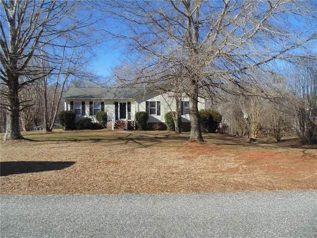 8161 Creedmoor Drive, Rural Hall, NC 27045 (MLS #1013368) :: Greta Frye & Associates | KW Realty Elite