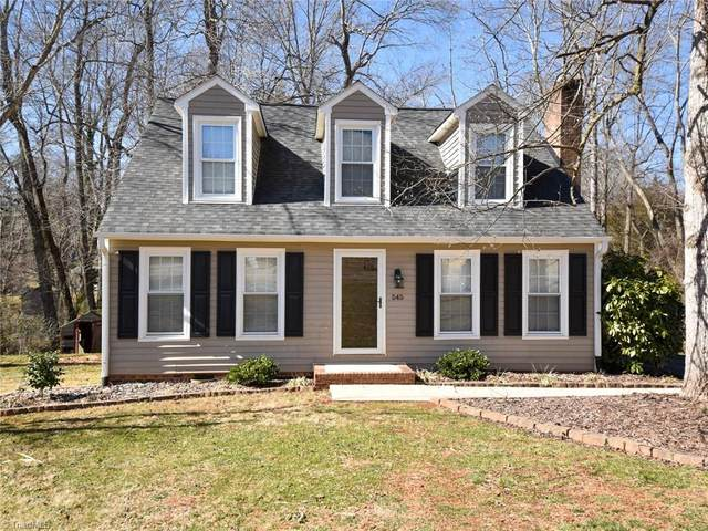 545 Mountainbrook Drive, King, NC 27021 (MLS #1013384) :: Greta Frye & Associates | KW Realty Elite