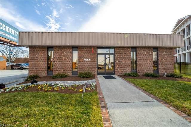 423 Eugene Court, Greensboro, NC 27401 (MLS #1013403) :: Lewis & Clark, Realtors®
