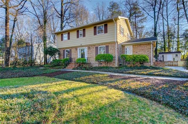 12 Wheaton Circle, Greensboro, NC 27406 (#1013416) :: Mossy Oak Properties Land and Luxury