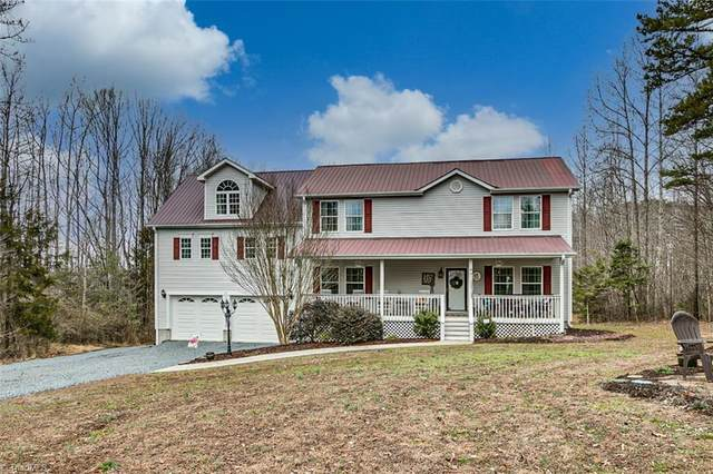 2135 Ross Harris Road, Asheboro, NC 27205 (MLS #1013430) :: Greta Frye & Associates | KW Realty Elite