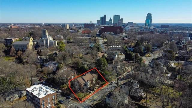 1225 Brookstown Avenue, Winston Salem, NC 27101 (MLS #1013445) :: Greta Frye & Associates | KW Realty Elite