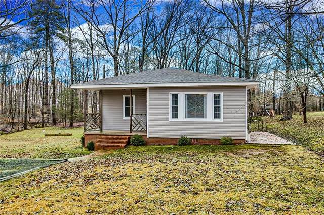 421 Northwood Drive, Asheboro, NC 27203 (MLS #1013452) :: Greta Frye & Associates | KW Realty Elite