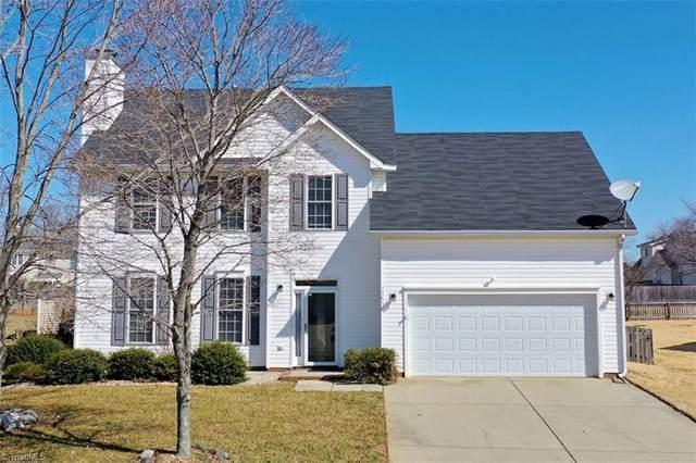 3585 Bent Trace Drive, High Point, NC 27265 (MLS #1013457) :: HergGroup Carolinas | Keller Williams