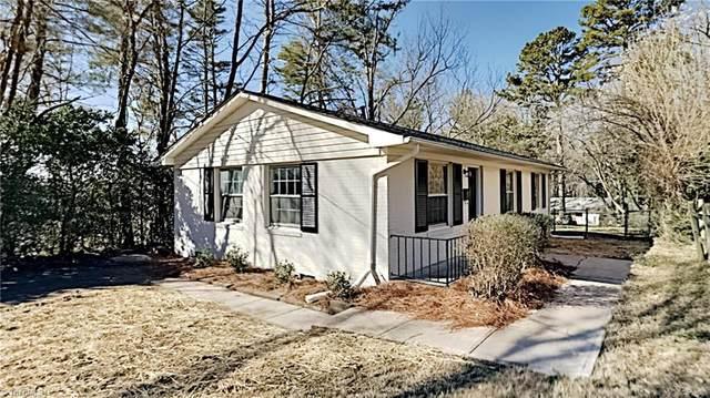 1342 Tredwell Drive, Winston Salem, NC 27103 (MLS #1013469) :: Berkshire Hathaway HomeServices Carolinas Realty