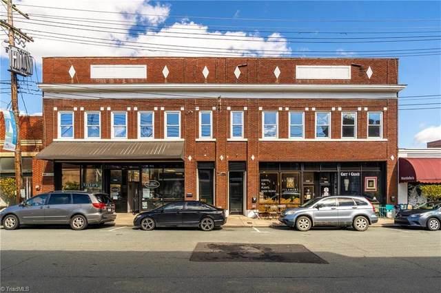 108 & 110 W Clay Street, Mebane, NC 27302 (MLS #1013484) :: Greta Frye & Associates | KW Realty Elite