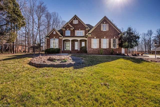 732 Terrace Drive, Lexington, NC 27295 (MLS #1013498) :: Berkshire Hathaway HomeServices Carolinas Realty