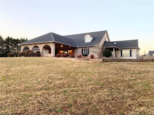 1198 Big Oak Road, Germanton, NC 27019 (MLS #1013503) :: Greta Frye & Associates | KW Realty Elite