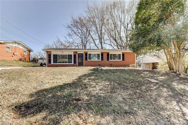 1908 Whitman Road, Greensboro, NC 27405 (#1013521) :: Premier Realty NC