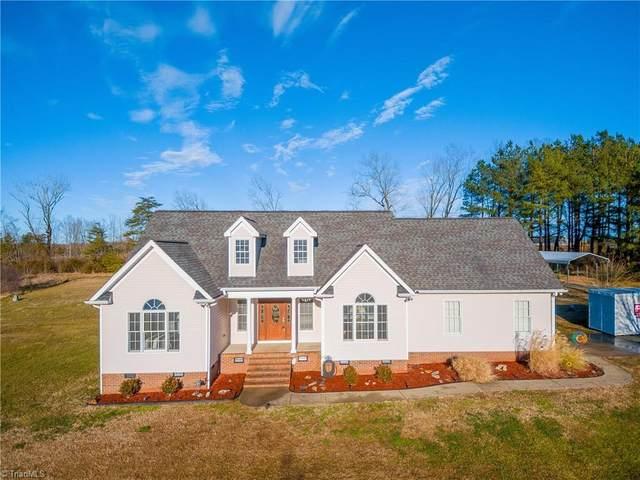 548 Jordan Creek Drive, Burlington, NC 27217 (MLS #1013544) :: Greta Frye & Associates | KW Realty Elite