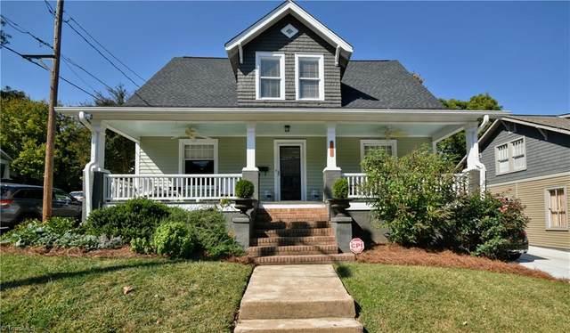 713 West Street, Winston Salem, NC 27101 (MLS #1013550) :: EXIT Realty Preferred
