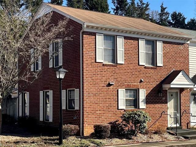 109 Charlestowne Circle, Winston Salem, NC 27103 (MLS #1013559) :: Greta Frye & Associates | KW Realty Elite