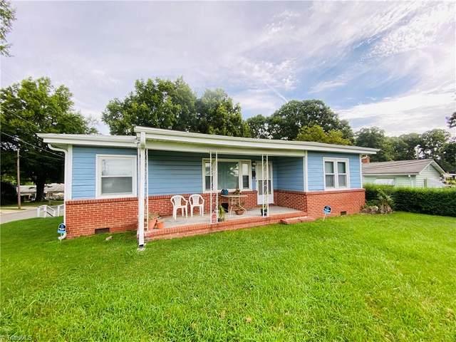 724 W Willis Avenue, High Point, NC 27260 (MLS #1013564) :: Ward & Ward Properties, LLC