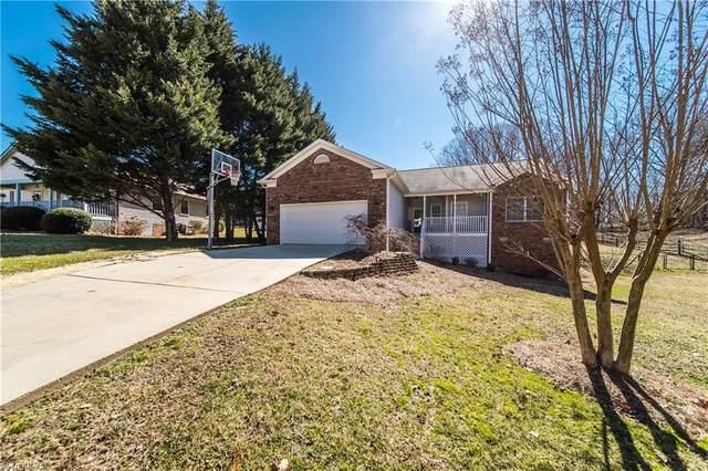 9203 Smoke Hollow Road, Kernersville, NC 27284 (MLS #1013565) :: Team Nicholson