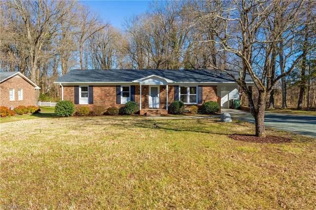 1344 Willow Oak Drive, Burlington, NC 27215 (MLS #1013570) :: Lewis & Clark, Realtors®