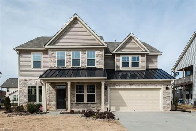 621 Fairway Drive, Mebane, NC 27302 (MLS #1013571) :: Berkshire Hathaway HomeServices Carolinas Realty