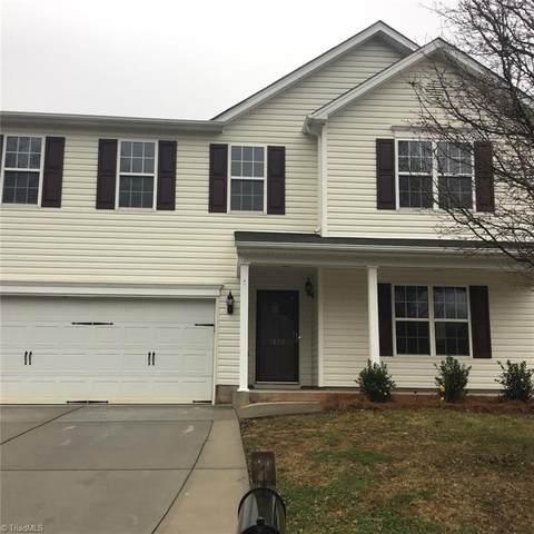 1809 Chapel Edge Drive, Greensboro, NC 27405 (MLS #1013573) :: EXIT Realty Preferred