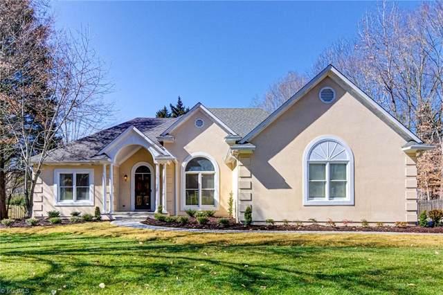 3213 Greenhollow Drive, Greensboro, NC 27410 (#1013587) :: Mossy Oak Properties Land and Luxury