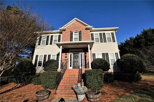 3551 Birkdale Lake Court, Clemmons, NC 27012 (#1013592) :: Premier Realty NC