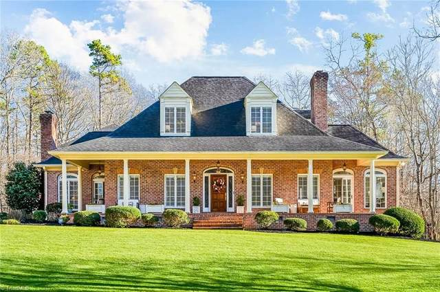 1319 Pebble Drive, Graham, NC 27253 (MLS #1013595) :: Greta Frye & Associates | KW Realty Elite