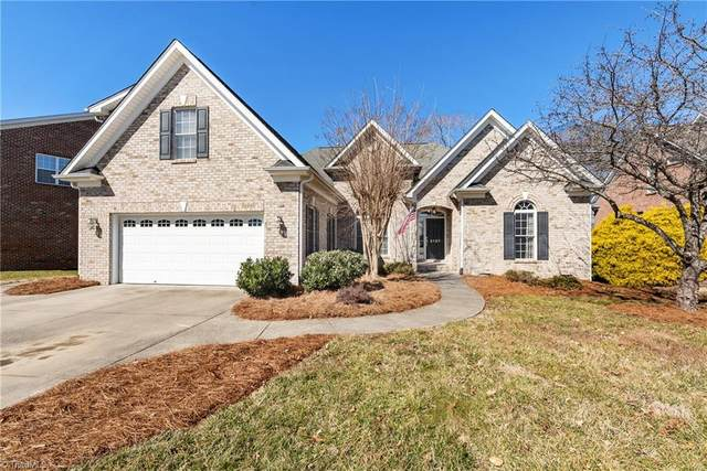 2157 Waterford Village Drive, Clemmons, NC 27012 (#1013608) :: Premier Realty NC