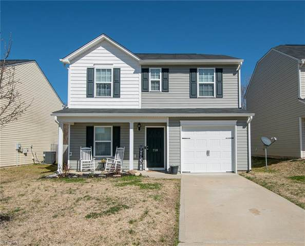 758 Cairn Circle, Burlington, NC 27217 (MLS #1013619) :: Lewis & Clark, Realtors®