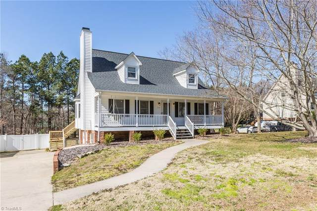 210 Fairystone Lane, Lexington, NC 27295 (MLS #1013638) :: Greta Frye & Associates | KW Realty Elite
