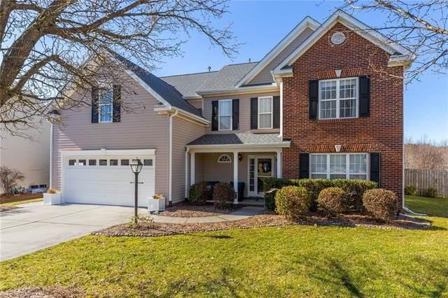 5727 Election Oak Drive, High Point, NC 27265 (MLS #1013650) :: Berkshire Hathaway HomeServices Carolinas Realty