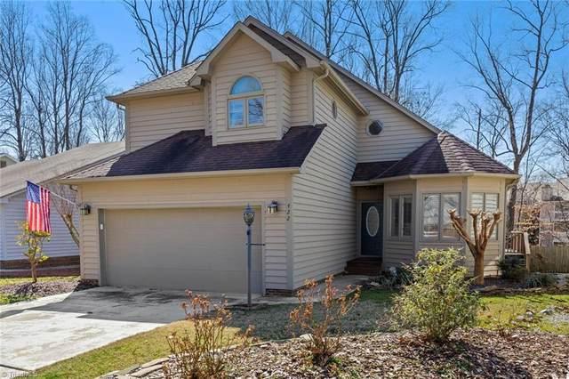 422 Chester Woods Court, High Point, NC 27262 (MLS #1013670) :: Greta Frye & Associates | KW Realty Elite