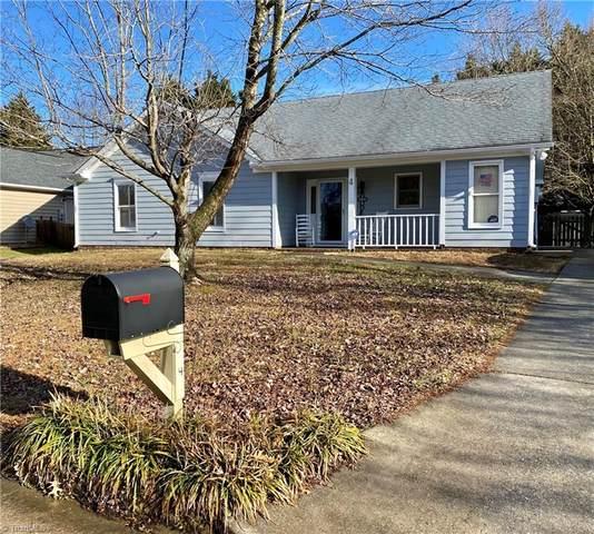 4 Hickory Knoll Court, Greensboro, NC 27407 (#1013672) :: Premier Realty NC
