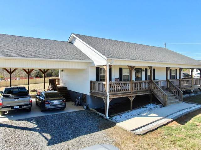 688 Little Mountain Church Road, Ararat, NC 27007 (MLS #1013680) :: Greta Frye & Associates | KW Realty Elite