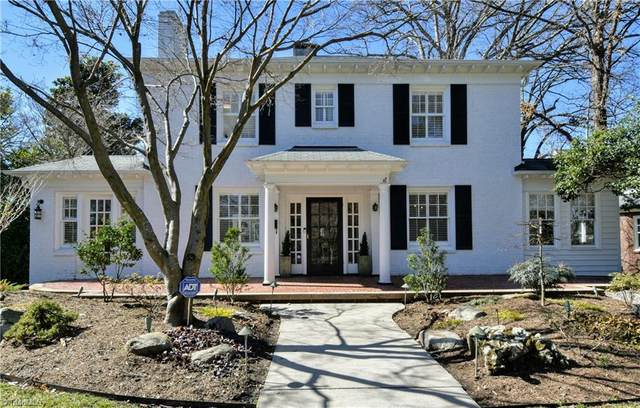 784 N Stratford Road, Winston Salem, NC 27104 (MLS #1013684) :: Greta Frye & Associates | KW Realty Elite
