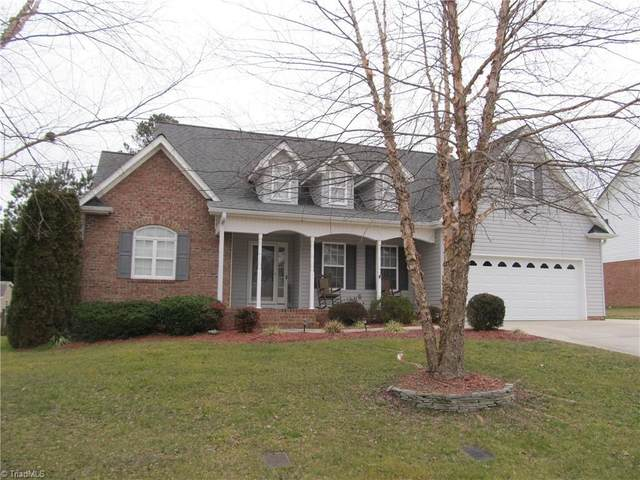 268 Cinnamon Way, Clemmons, NC 27012 (MLS #1013693) :: Greta Frye & Associates | KW Realty Elite