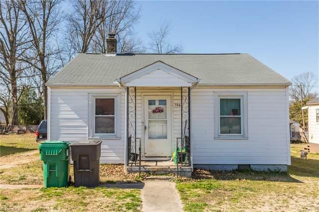 106 Motsinger Street, High Point, NC 27260 (#1013703) :: Premier Realty NC