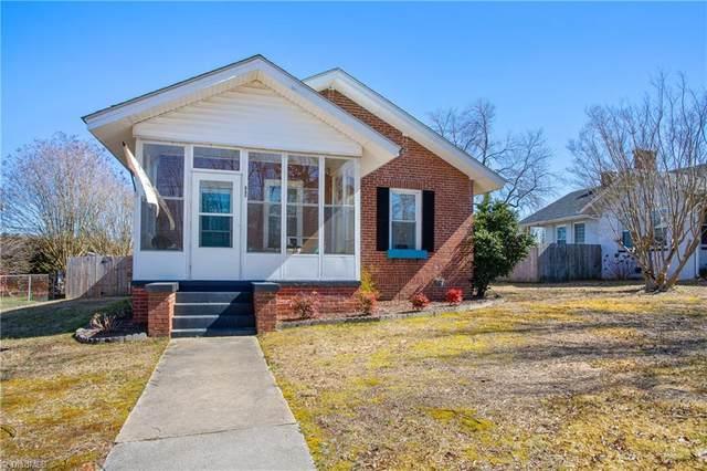 1614 Upland Drive, Greensboro, NC 27405 (#1013709) :: Premier Realty NC