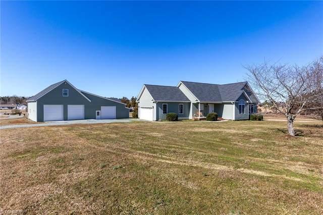 4699 Boyd Wright Road, Burlington, NC 27215 (MLS #1013714) :: Lewis & Clark, Realtors®