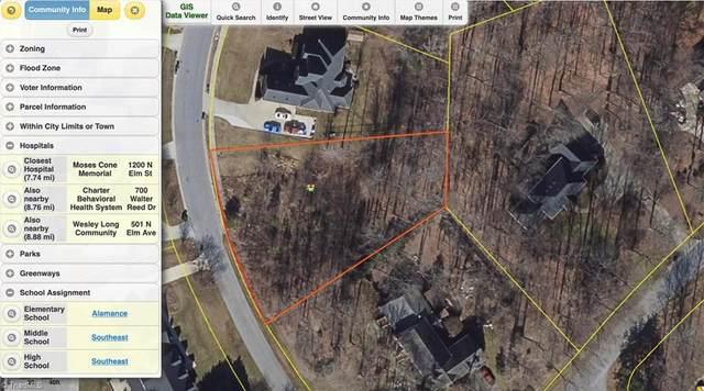 3927 Fox Grove Trail, Greensboro, NC 27406 (MLS #1013723) :: Lewis & Clark, Realtors®