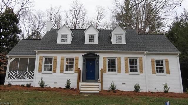 115 Argonne Street, Elkin, NC 28621 (MLS #1013726) :: Berkshire Hathaway HomeServices Carolinas Realty