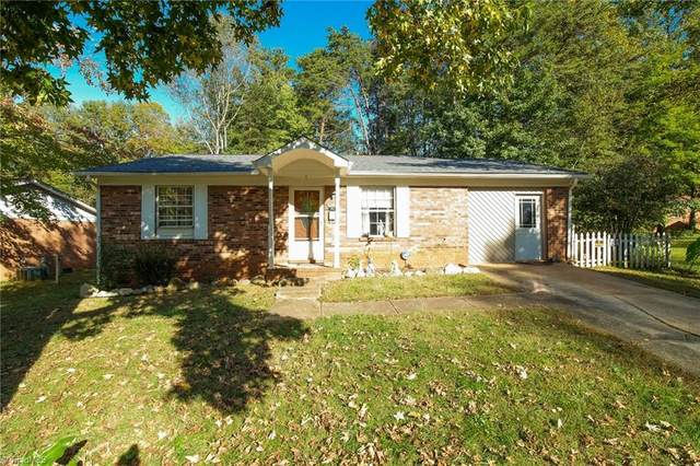 5109 Britt Road, Winston Salem, NC 27105 (MLS #1013737) :: Greta Frye & Associates | KW Realty Elite