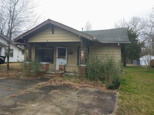 205 Moon Street, Thomasville, NC 27360 (MLS #1013764) :: Team Nicholson