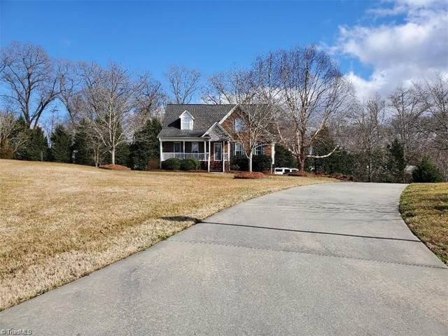 596 Garden Valley Drive, Winston Salem, NC 27107 (MLS #1013781) :: Greta Frye & Associates   KW Realty Elite