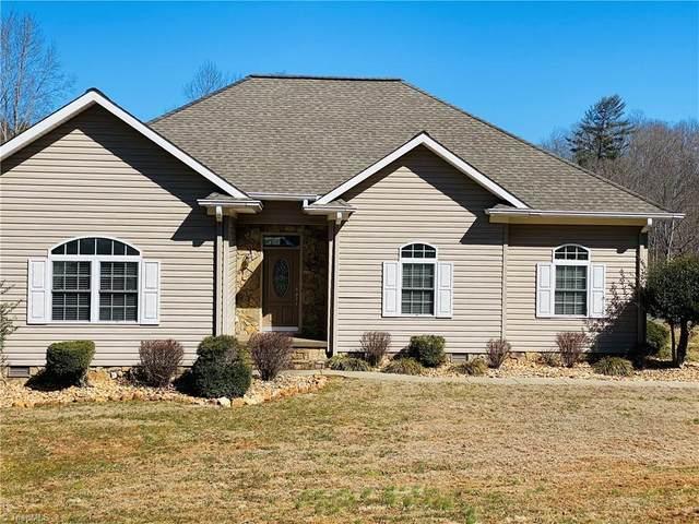169 Twin Rocks Lane, Lowgap, NC 27024 (MLS #1013784) :: Berkshire Hathaway HomeServices Carolinas Realty