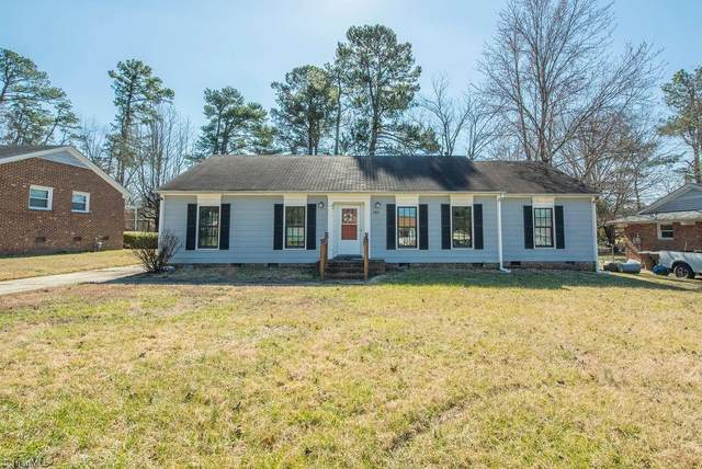 2809 Westwarren Road, Greensboro, NC 27407 (MLS #1013787) :: Greta Frye & Associates | KW Realty Elite