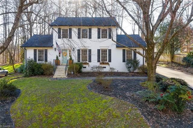 1706 Fox Hollow Road, Greensboro, NC 27410 (#1013788) :: Mossy Oak Properties Land and Luxury